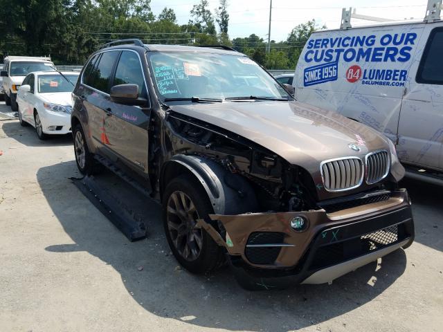 BMW Vehiculos salvage en venta: 2013 BMW X5 XDRIVE3