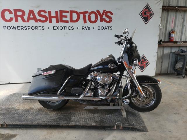 Harley-Davidson salvage cars for sale: 2008 Harley-Davidson Flhrc