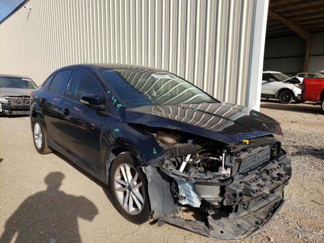 Salvage cars for sale from Copart Houston, TX: 2017 Ford FOC