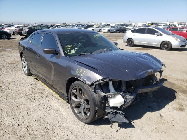 Salvage cars for sale from Copart San Diego, CA: 2015 Dodge Charger SX
