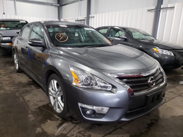 Nissan Vehiculos salvage en venta: 2015 Nissan Altima 3.5