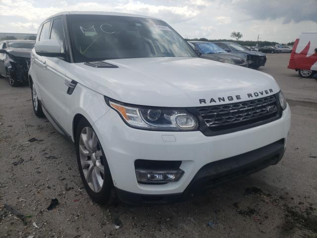 Salvage cars for sale from Copart Orlando, FL: 2014 Land Rover Range Rover