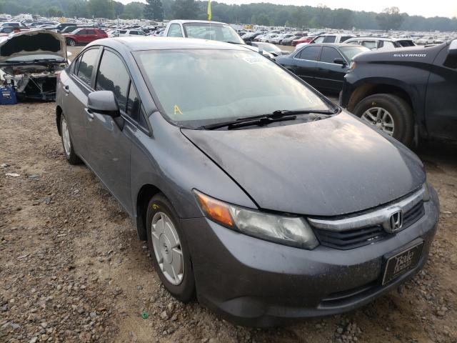 2012 Honda Civic HF en venta en Conway, AR