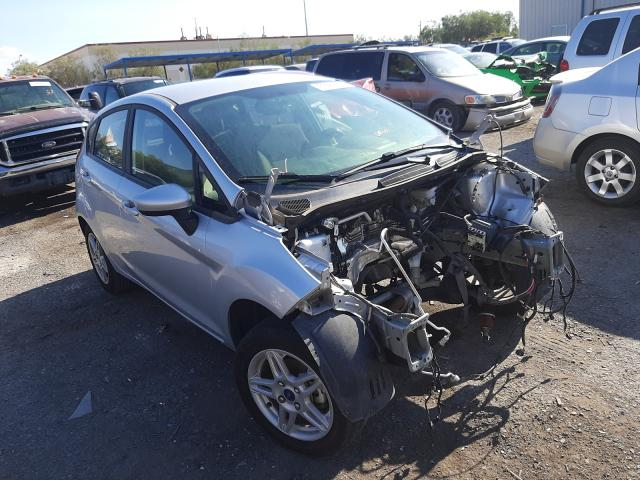 Salvage cars for sale at Las Vegas, NV auction: 2019 Ford Fiesta SE