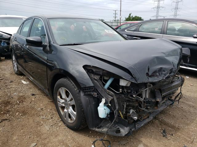 Salvage cars for sale at Elgin, IL auction: 2011 Honda Accord SE