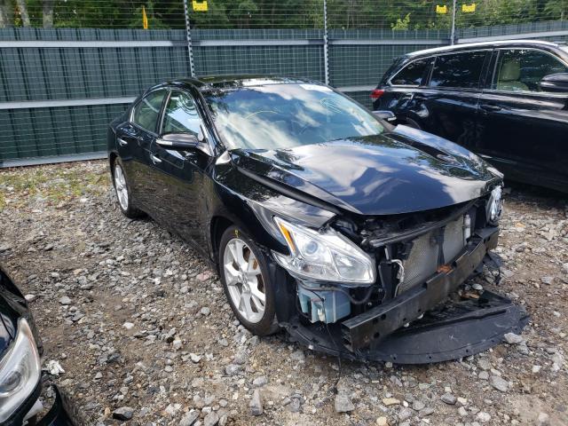 Nissan Vehiculos salvage en venta: 2012 Nissan Maxima S
