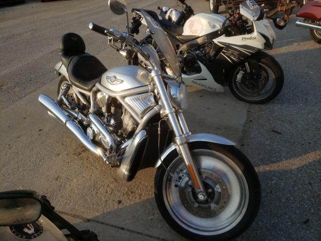 Salvage cars for sale from Copart Louisville, KY: 2003 Harley-Davidson Vrsca