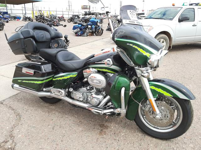 Salvage cars for sale from Copart Phoenix, AZ: 2006 Harley-Davidson Flhtcuse