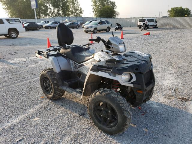 Salvage cars for sale from Copart Greenwood, NE: 2018 Polaris Sportsman