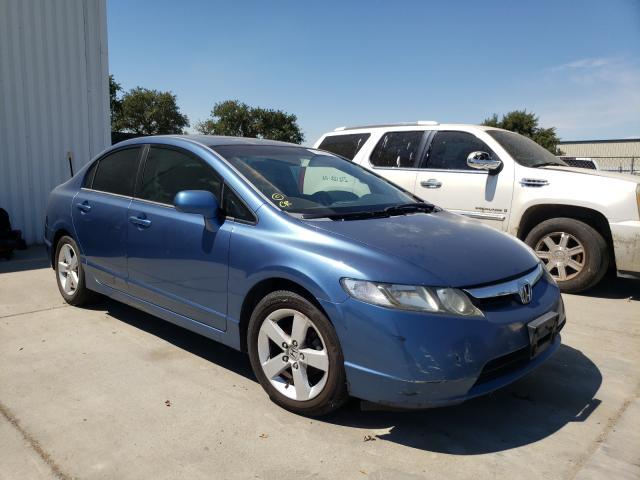Honda Civic salvage cars for sale: 2006 Honda Civic