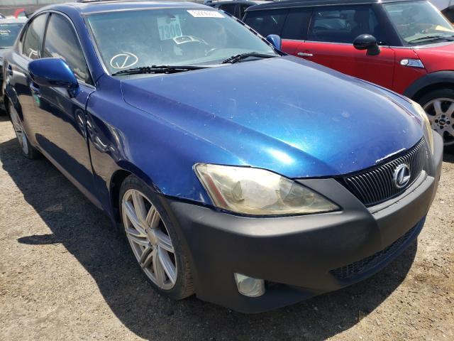 Lexus salvage cars for sale: 2006 Lexus IS 250