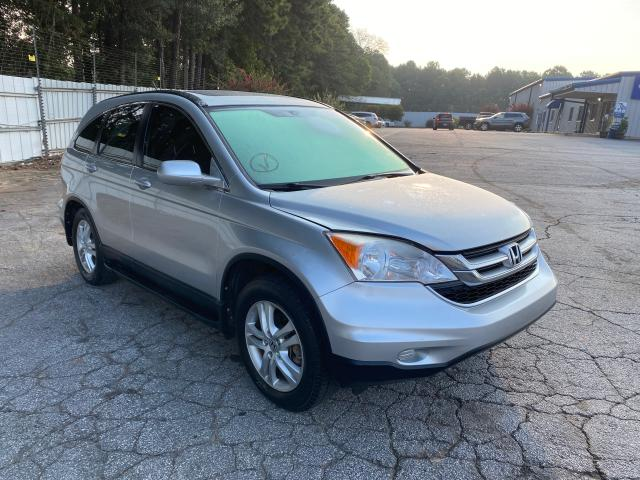 Salvage cars for sale from Copart Austell, GA: 2011 Honda CR-V EXL