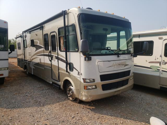 Salvage cars for sale from Copart Oklahoma City, OK: 2007 Tiffin Motorhomes Inc Allegro