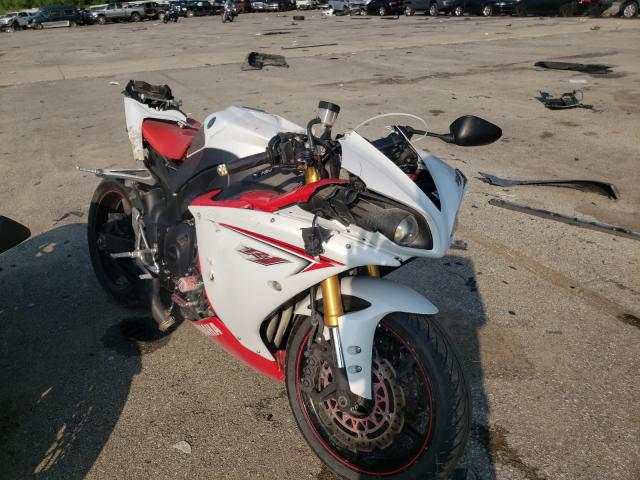 Salvage cars for sale from Copart Louisville, KY: 2009 Yamaha YZFR1