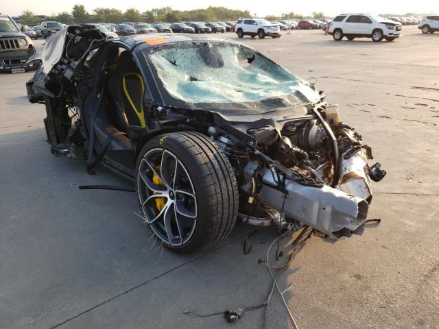 Mclaren Automotive salvage cars for sale: 2019 Mclaren Automotive 720S