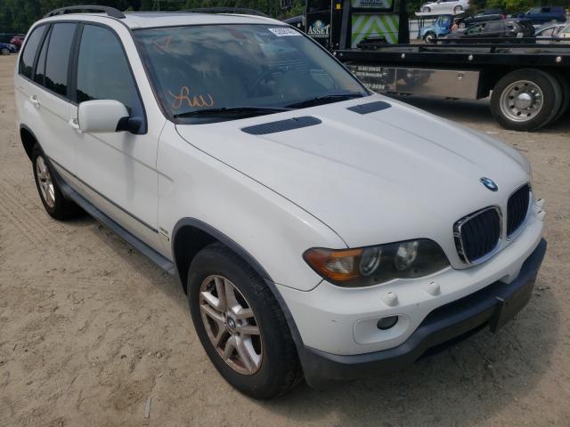 BMW Vehiculos salvage en venta: 2004 BMW X5 3.0I