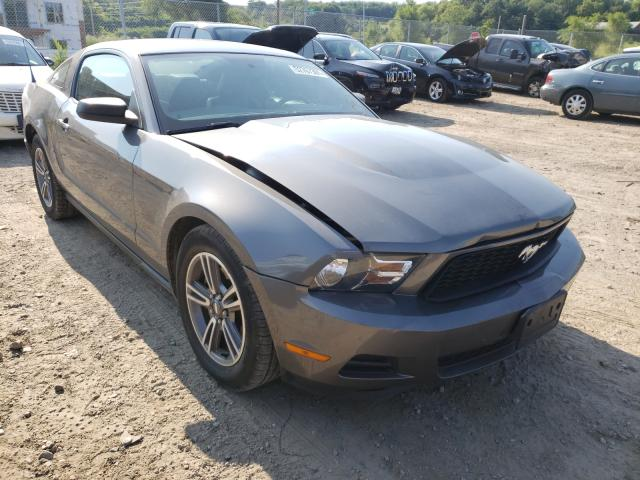 Salvage cars for sale from Copart Madison, WI: 2011 Ford Mustang