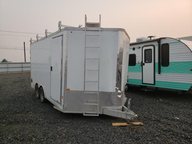Salvage cars for sale from Copart Airway Heights, WA: 2021 Alco Trailer
