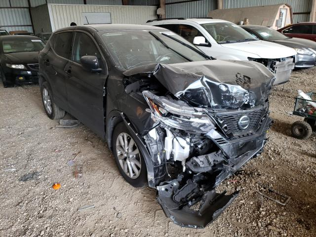 Salvage cars for sale from Copart Houston, TX: 2020 Nissan Rogue Sport
