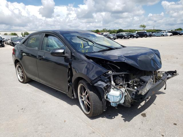 Salvage cars for sale from Copart Orlando, FL: 2017 Toyota Corolla L
