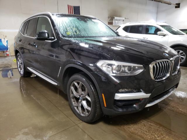 2021 BMW X3 XDRIVE3 5UXTY5C01M9E99635
