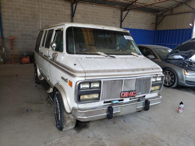 Vehiculos salvage en venta de Copart Cartersville, GA: 1995 GMC Vandura