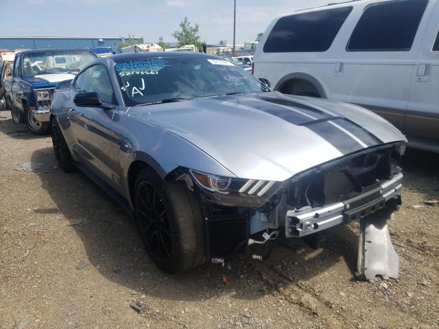 Salvage 2020 FORD MUSTANG - Small image. Lot 52143561