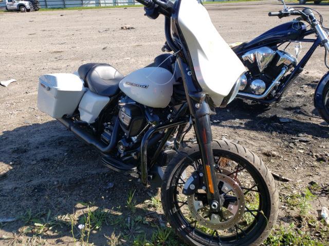 Salvage cars for sale from Copart Davison, MI: 2020 Harley-Davidson Flhxs