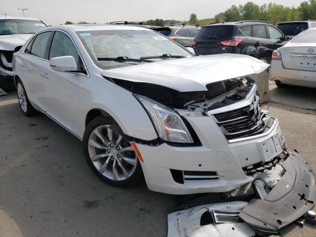 Cadillac Vehiculos salvage en venta: 2016 Cadillac XTS