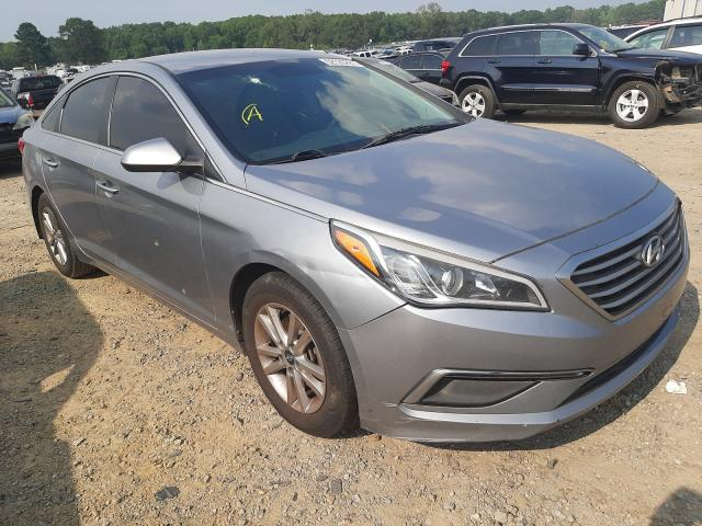 Salvage cars for sale at Conway, AR auction: 2015 Hyundai Sonata SE