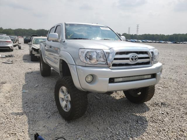Salvage cars for sale from Copart Memphis, TN: 2006 Toyota Tacoma DOU