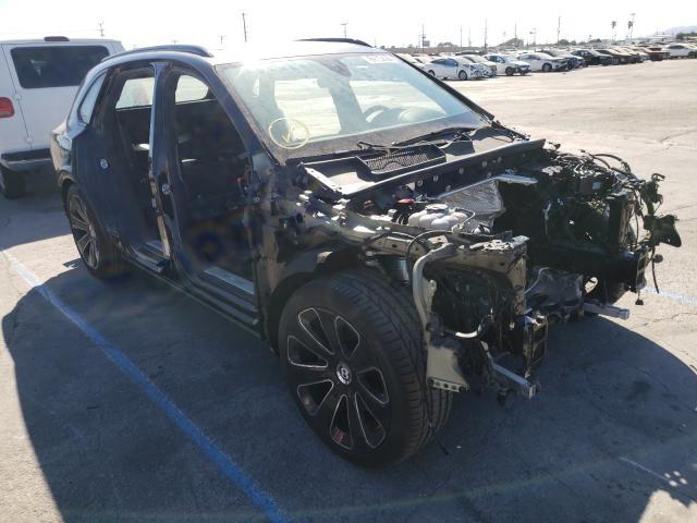 Bentley salvage cars for sale: 2020 Bentley Bentayga