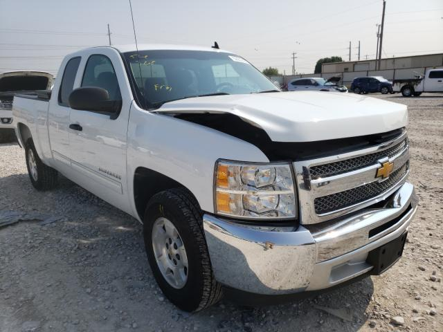 Salvage cars for sale from Copart Haslet, TX: 2013 Chevrolet Silverado