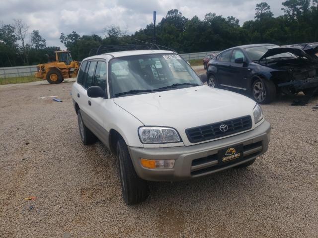 Toyota Rav4 salvage cars for sale: 2000 Toyota Rav4