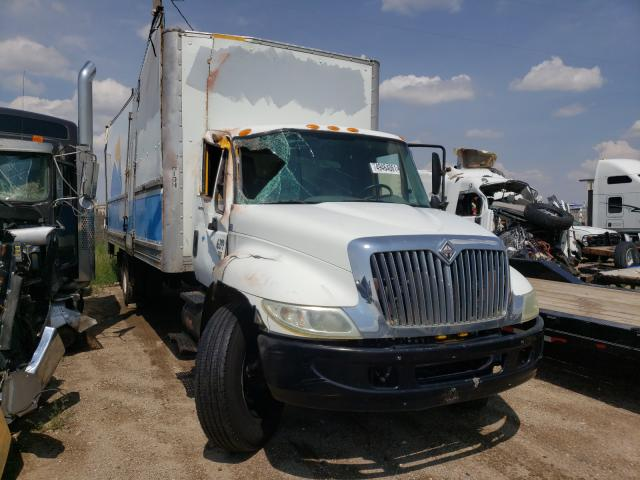 Salvage cars for sale from Copart Casper, WY: 2005 International 4000 4300