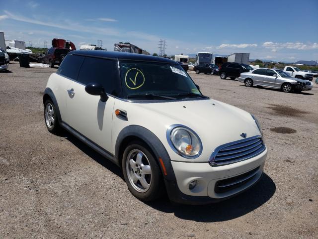 Salvage cars for sale at Tucson, AZ auction: 2011 Mini Cooper