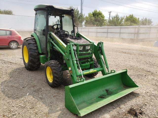 Salvage cars for sale from Copart Eugene, OR: 2019 John Deere Tractor