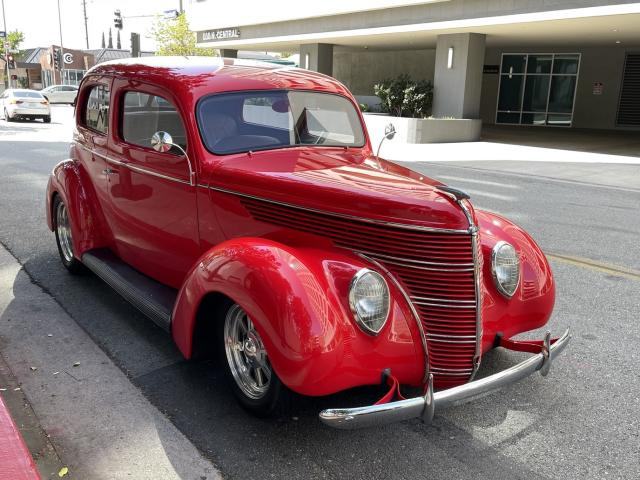 Salvage cars for sale from Copart Los Angeles, CA: 1938 Ford Street ROD