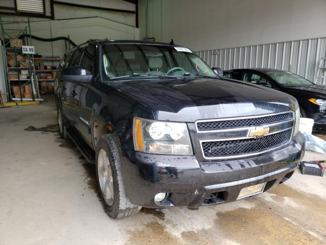 Salvage cars for sale from Copart Florence, MS: 2007 Chevrolet Suburban C