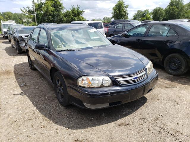Salvage cars for sale from Copart Baltimore, MD: 2004 Chevrolet Impala LS
