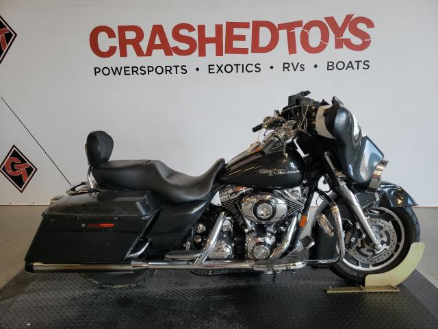 Salvage cars for sale from Copart Sikeston, MO: 2008 Harley-Davidson Flhx