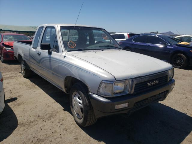 Salvage cars for sale from Copart San Martin, CA: 1989 Toyota Pickup 1/2