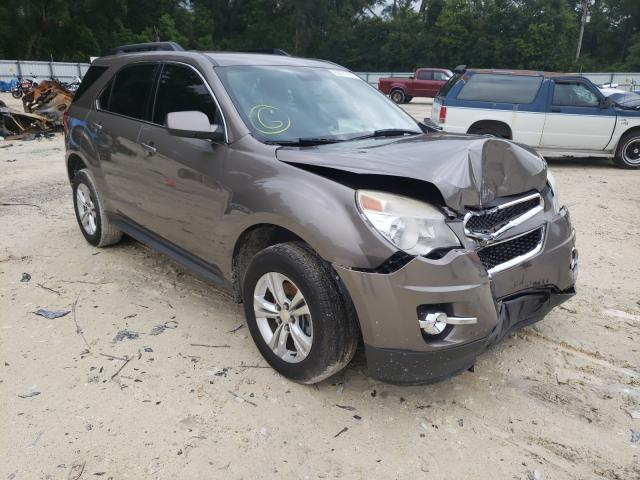 Salvage cars for sale from Copart Ocala, FL: 2012 Chevrolet Equinox LT