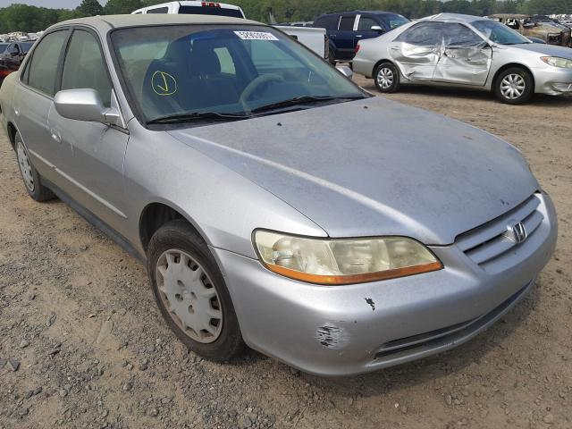 Salvage cars for sale at Conway, AR auction: 2001 Honda Accord LX