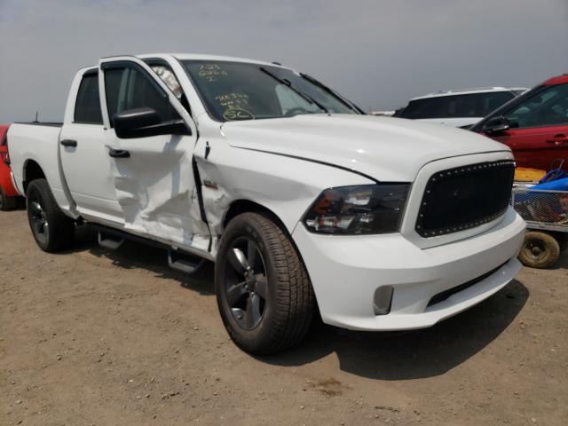 Dodge RAM 1500 ST salvage cars for sale: 2016 Dodge RAM 1500 ST