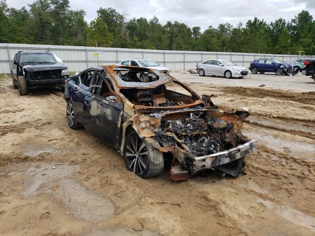 Nissan Vehiculos salvage en venta: 2021 Nissan Altima SR