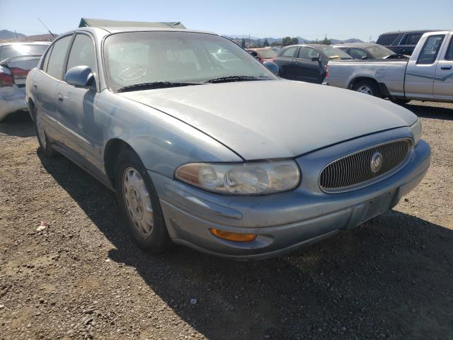 Salvage cars for sale from Copart San Martin, CA: 2002 Buick Lesabre CU