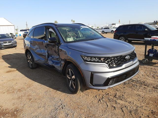 Salvage cars for sale at Phoenix, AZ auction: 2021 KIA Sorento EX