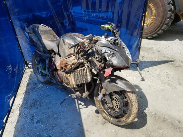 Salvage cars for sale from Copart Spartanburg, SC: 2002 Honda VFR800