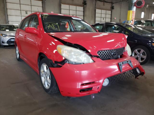 Salvage cars for sale from Copart Blaine, MN: 2004 Toyota Corolla MA
